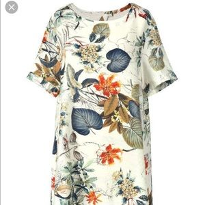 Force of Nature Plant Casual Dress - Medium